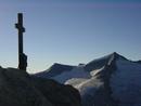 Der Gipfel des Keeskogel, 3274m